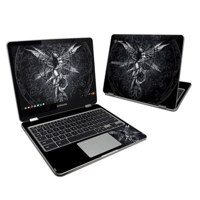 Samsung Chromebook Plus 2017 Skin - Unseelie Bound