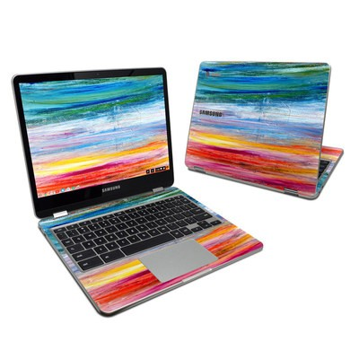 Samsung Chromebook Plus 2017 Skin - Waterfall