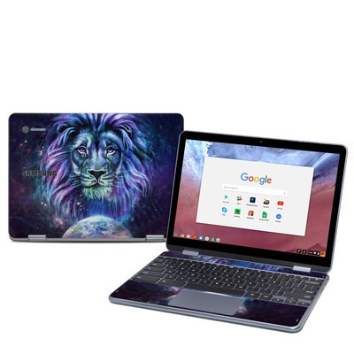 Samsung Chromebook Plus (2018) Skin - Guardian