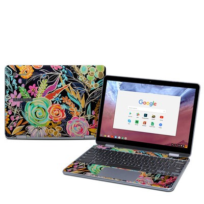 Samsung Chromebook Plus (2018) Skin - My Happy Place