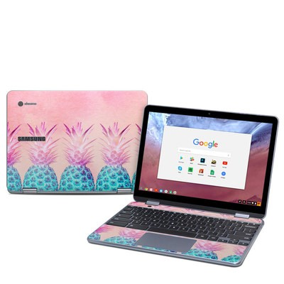 Samsung Chromebook Plus (2018) Skin - Pineapple Farm