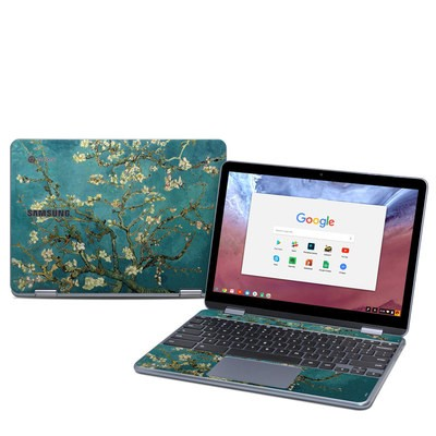 Samsung Chromebook Plus (2018) Skin - Blossoming Almond Tree