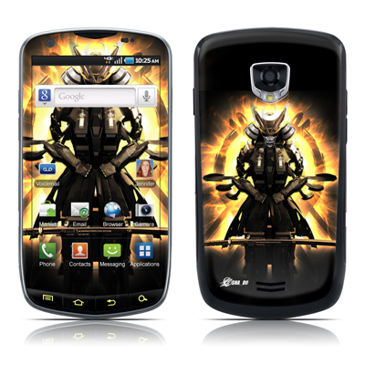 Samsung Droid Charge Skin - Armor 01