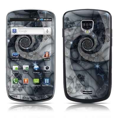 Samsung Droid Charge Skin - Birth of an Idea