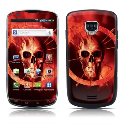 Samsung Droid Charge Skin - Blood Ring