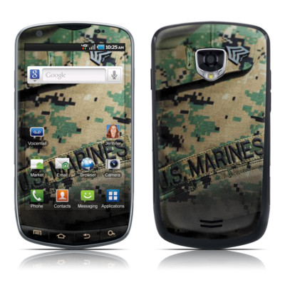 Samsung Droid Charge Skin - Courage