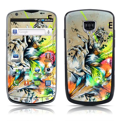Samsung Droid Charge Skin - Dance