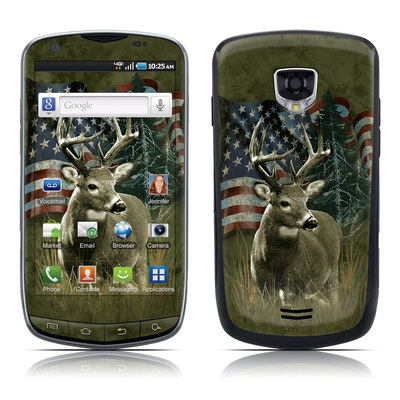 Samsung Droid Charge Skin - Deer Flag