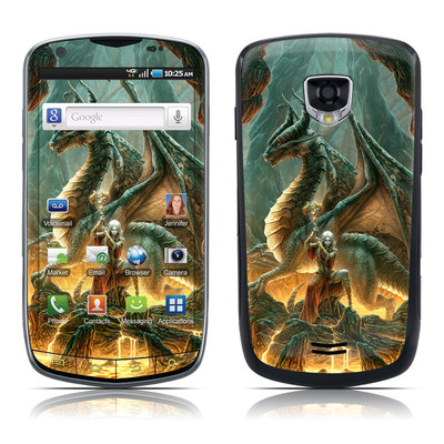 Samsung Droid Charge Skin - Dragon Mage