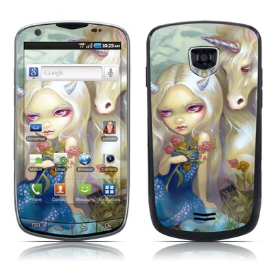 Samsung Droid Charge Skin - Fiona Unicorn
