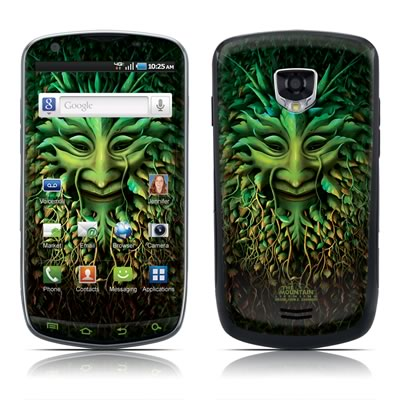 Samsung Droid Charge Skin - Greenman