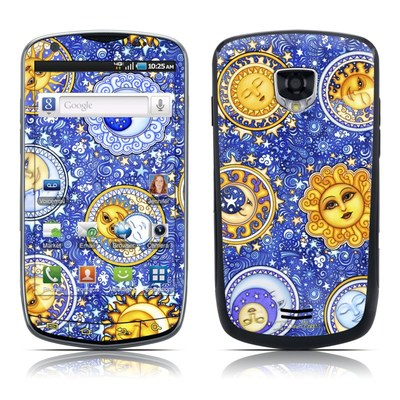Samsung Droid Charge Skin - Heavenly