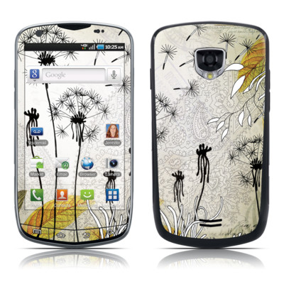Samsung Droid Charge Skin - Little Dandelion