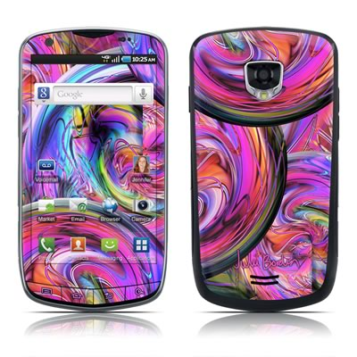 Samsung Droid Charge Skin - Marbles
