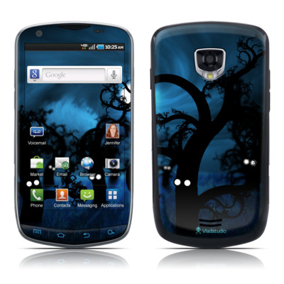 Samsung Droid Charge Skin - Midnight Forest