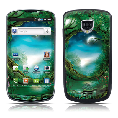 Samsung Droid Charge Skin - Moon Tree