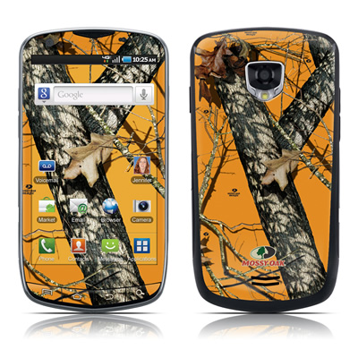 Samsung Droid Charge Skin - Blaze