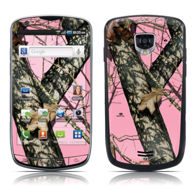 Samsung Droid Charge Skin - Break-Up Pink