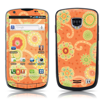 Samsung Droid Charge Skin - Nina