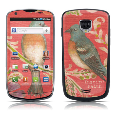 Samsung Droid Charge Skin - Fresh Picked Fuschia