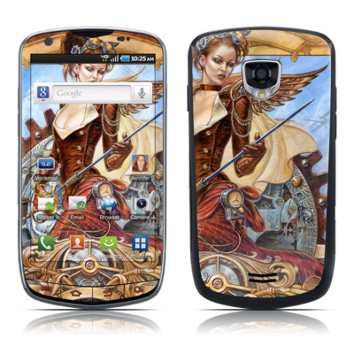 Samsung Droid Charge Skin - Steam Jenny