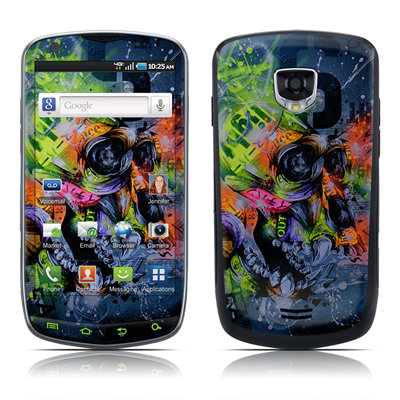Samsung Droid Charge Skin - Speak