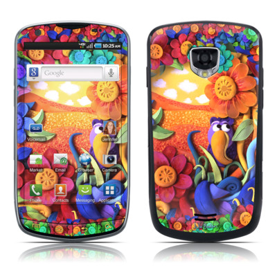 Samsung Droid Charge Skin - Summerbird