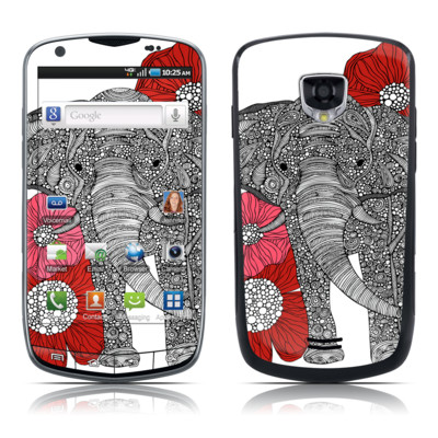 Samsung Droid Charge Skin - The Elephant