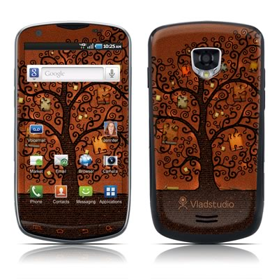 Samsung Droid Charge Skin - Tree Of Books
