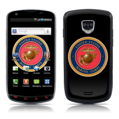 Samsung Droid Charge Skin - USMC Black