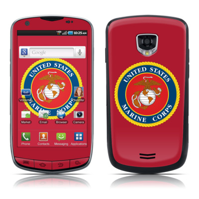 Samsung Droid Charge Skin - USMC Red