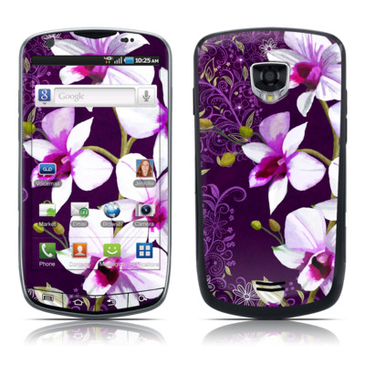 Samsung Droid Charge Skin - Violet Worlds