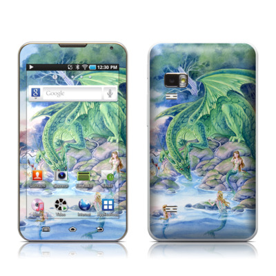 Samsung Galaxy Player 5.0 Skin - Of Air And Sea