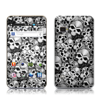 Samsung Galaxy Player 5.0 Skin - Bones