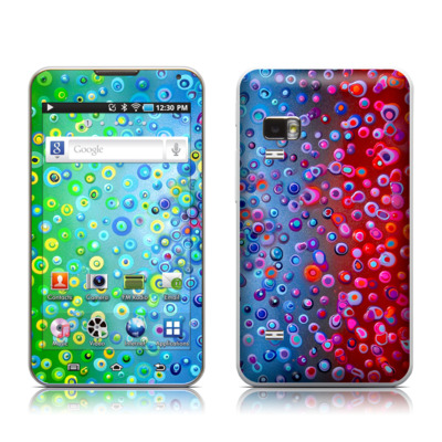 Samsung Galaxy Player 5.0 Skin - Bubblicious