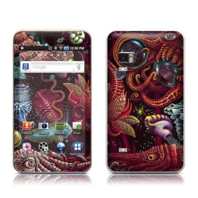 Samsung Galaxy Player 5.0 Skin - C-Pods