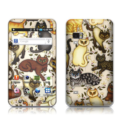 Samsung Galaxy Player 5.0 Skin - Cats