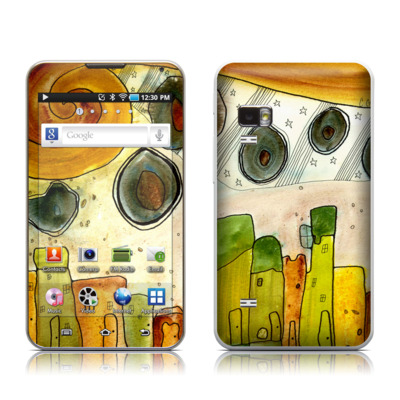 Samsung Galaxy Player 5.0 Skin - City Life