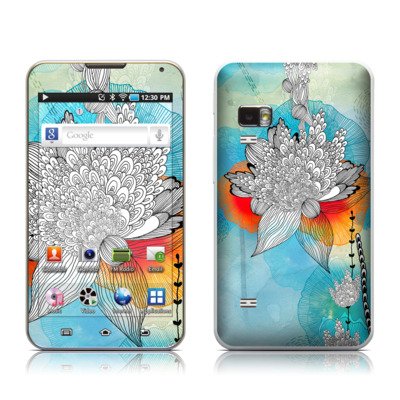 Samsung Galaxy Player 5.0 Skin - Coral