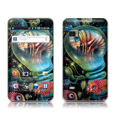 Samsung Galaxy Player 5.0 Skin - Creatures