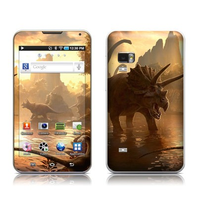 Samsung Galaxy Player 5.0 Skin - Cretaceous Sunset