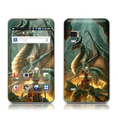 Samsung Galaxy Player 5.0 Skin - Dragon Mage