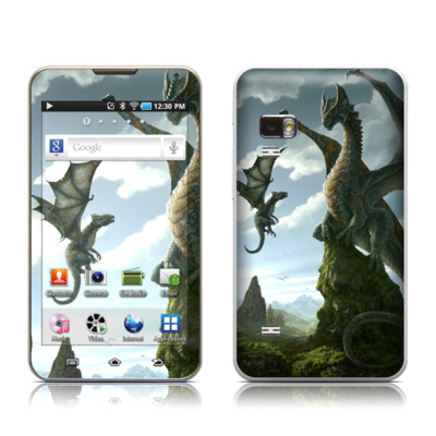 Samsung Galaxy Player 5.0 Skin - First Lesson
