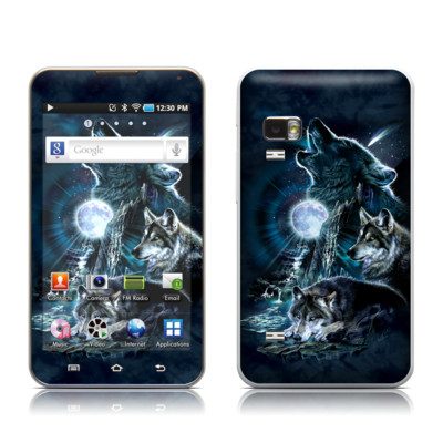 Samsung Galaxy Player 5.0 Skin - Howling