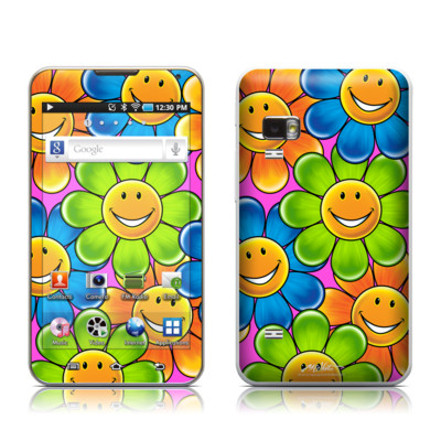 Samsung Galaxy Player 5.0 Skin - Happy Daisies
