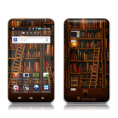 Samsung Galaxy Player 5.0 Skin - Library