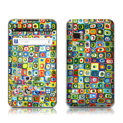 Samsung Galaxy Player 5.0 Skin - Line Dancing