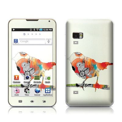 Samsung Galaxy Player 5.0 Skin - Little Bird