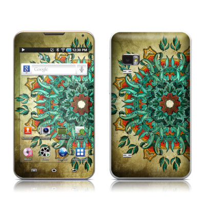 Samsung Galaxy Player 5.0 Skin - Mandela