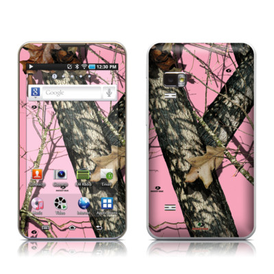 Samsung Galaxy Player 5.0 Skin - Break-Up Pink